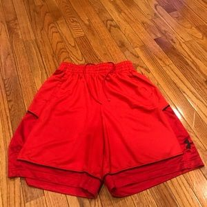 Men's under armor basketball shorts